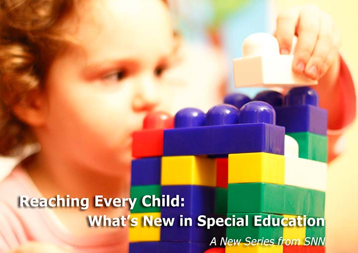 Reaching every child: what's new in special education