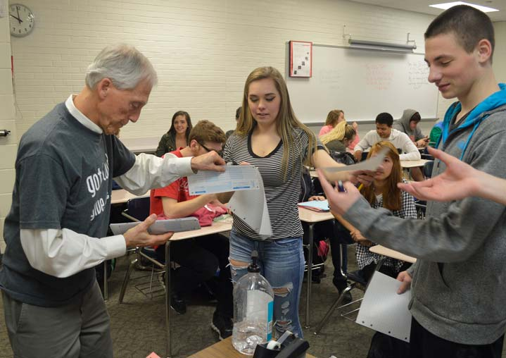 'Soul of Northview' Says Students Are the Reward