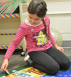 Nerissa Cruz puts together word puzzle
