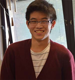 Comstock Park High School senior Josh Chua co-founded Programming Club to share his knowledge