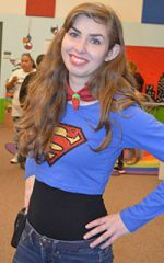 It takes a Super Girl like Alannah McBryde to be a Team 21 group leader