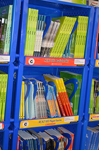 The Scholastic READ 180 works to boost students' reading ability and comprehension