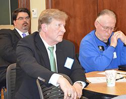 Rockford Superintendent Michael Shibler had dealt with 12 threats recently