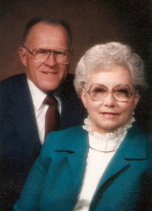 Mike and Alice Holton were longtime supporters of Cedar Springs schools and the community