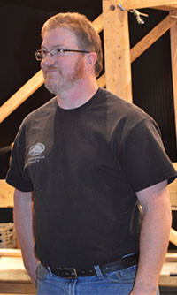 Greg Brooks devotes months each year to the Wyoming Theater Company