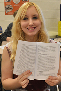 Junior Taylor Scheidel wrote about how immigrants have enriched U.S. culture
