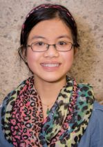 Grandville Middle School's Rebecca Tran will head to Washington DC for The Scripps National Spelling Bee