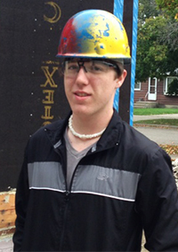 Grand Rapids Innovation Central Senior Dustin Suchomski wants to be an engineer. He's enrolled in the Academy for Design and Construction where he's getting hands-on experience