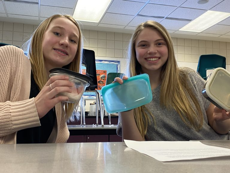 Earth-friendly students 'working to make a difference'