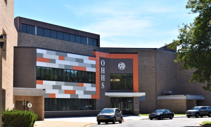 Two high schools, newly renovated, await return of students