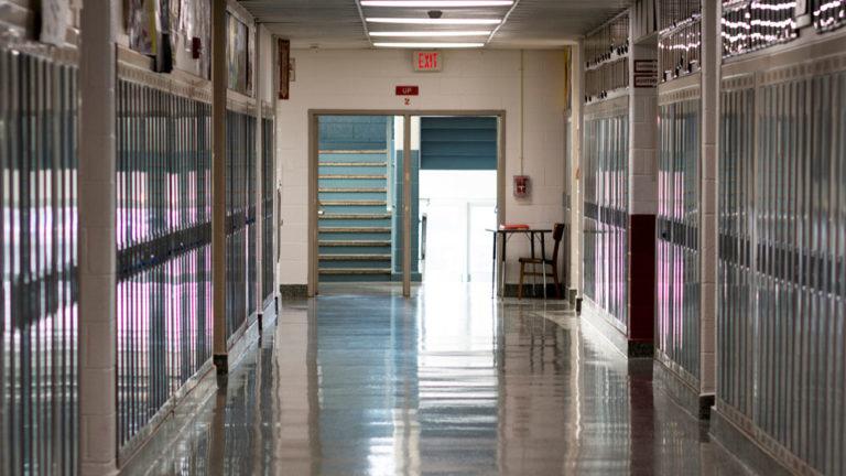 Major factor in school closings: evidence of virus spread