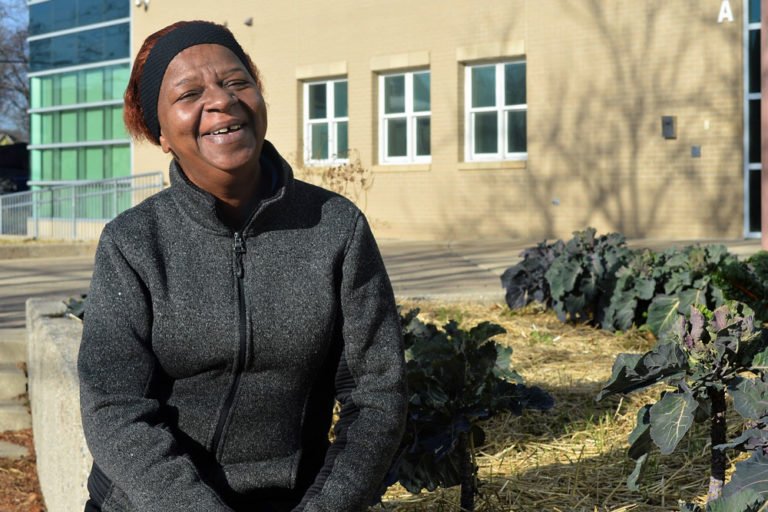 Longtime volunteer does whatever's needed for school: 'I love being here'