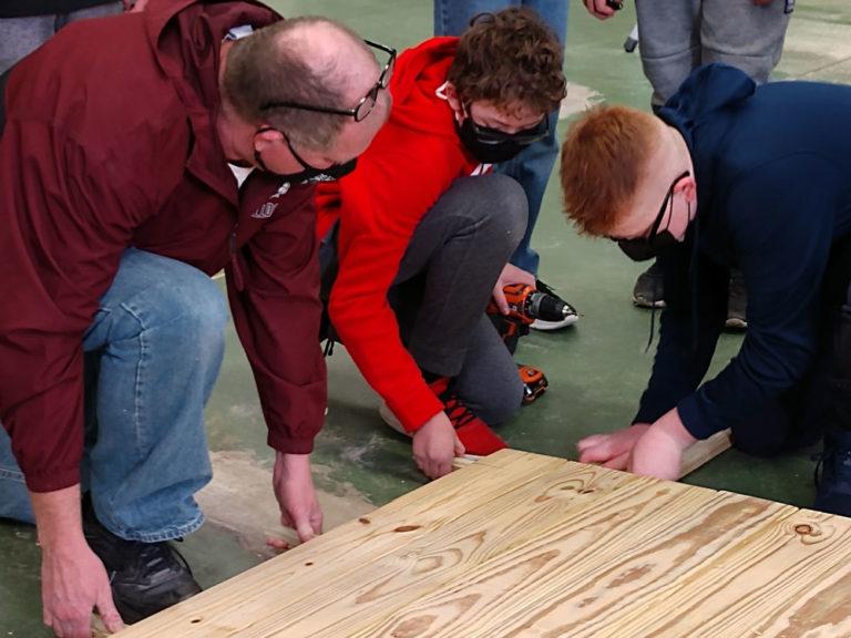 STEM students build for good