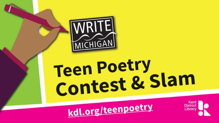 Calling all young poets: we want your work!