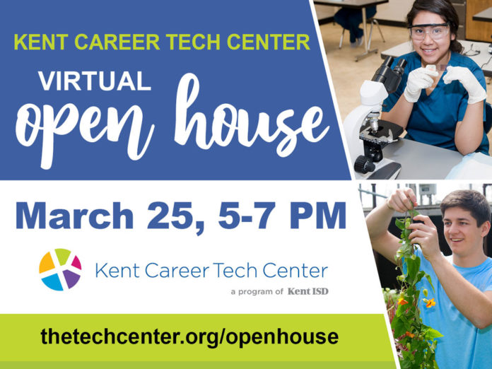Open houses for all three high school programs are 5 to 7 p.m. Thursday, March 25
