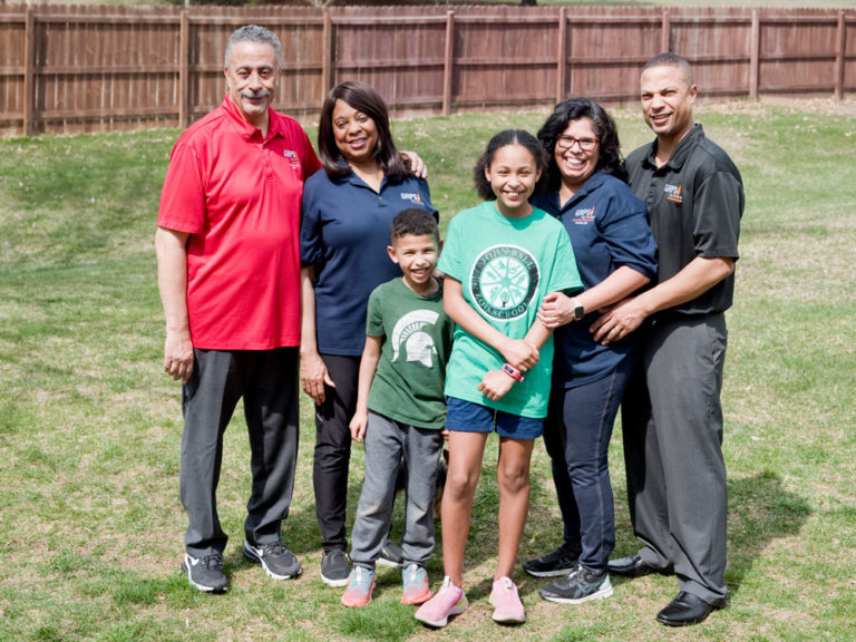 For this longtime family, GRPS is part of their 'family forever'