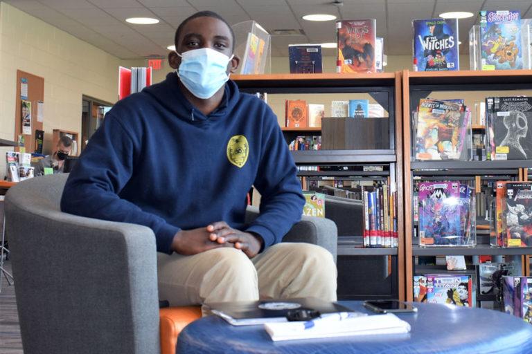 'God gives me hope': a refugee student's hard journey to graduation