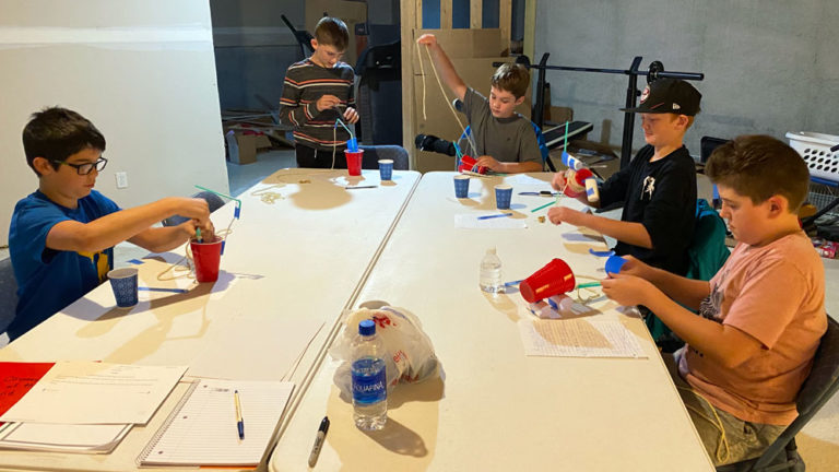 Red Hawk Elementary team headed to Odyssey of the Mind World Finals
